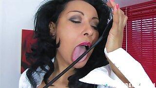 Sex-crazed cougar Danica Collins loves pleasuring her cravings