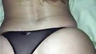 Fucking my wife after date