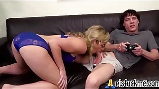 Cory Chase in Sleep fucking stepmom