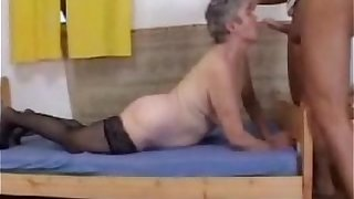 Granny Gets Fucked By Mailman - More at cuntcams.net