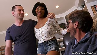 Loved cowgirl here juicy making an end of Jenna Foxx wanna take double penetration