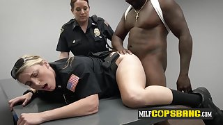 Enormity suspect gets sexually interrogated