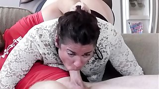 Mom Feature Fucked by School Bully