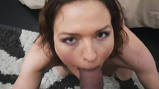 Big tit milf and duddy's step daughter Krissy Lynn anent The