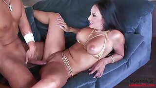 Cougar Pole Dancer Humping