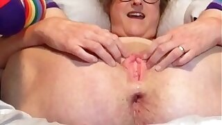 Horny Wife Gapes Her Wet Kidnap For Daddy He Blows His Load All Over Her Pussy