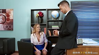 Sexy ass MILF leaves burnish apply new guy to drill her pussy nearly a handful scenes